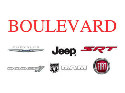 Boulevard Dodge Chrysler Jeep