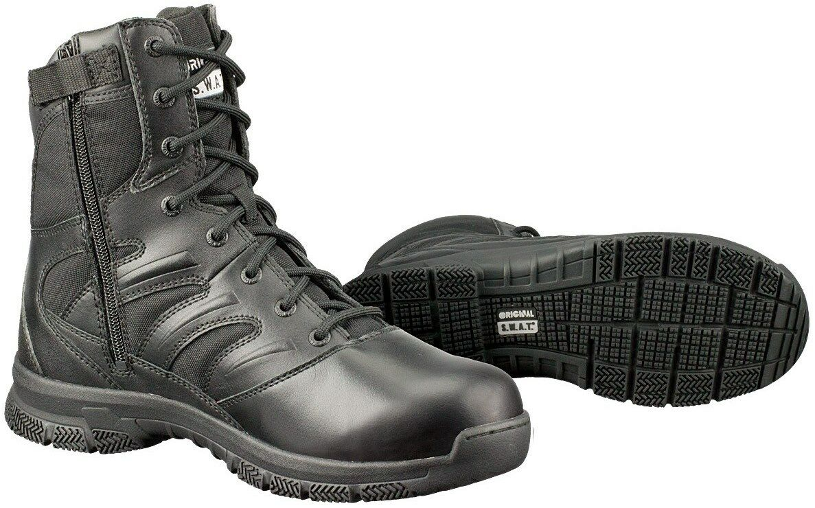 Force 8  Side-zip Original S.W.A.T. Tactical shoes Brand NEW