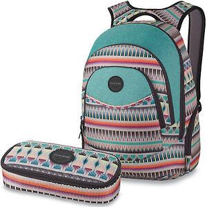 add3e55a69562 DAKINE SET Laptop Rucksack Schulrucksack PROM 25l + SCHOOL CASE Mäppchen  Ranzen