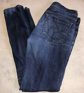 Ctizens-Of-Humanity-Avedon-133-Low-Rise-Skinny-Jeans-Waist-30-Inseam-31