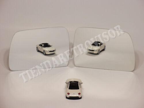 BMW X3 E83 2003-2010 CRISTAL RETROVISOR LATERAL CONVEXO MIROIR GLACE ESPELHO