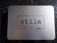 Stila KITTEN SET of 4 shimmer duo lip glaze gloss eye shadow Sample Travel Kit
