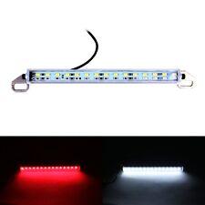 10W 30 LED SMD 2835 White Light + Red Light Car Backup Auxiliary Light Brake Lig