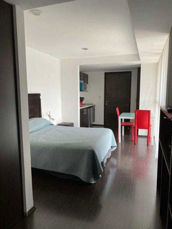 Suite Amueblada La Piazza Interlomas con Todo Incluído