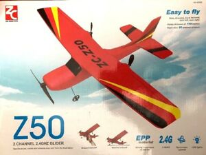RC-Airplane-Glider-2-4G-2Channel-Remote-Control-Plane-Lithium-USB-Chargeable