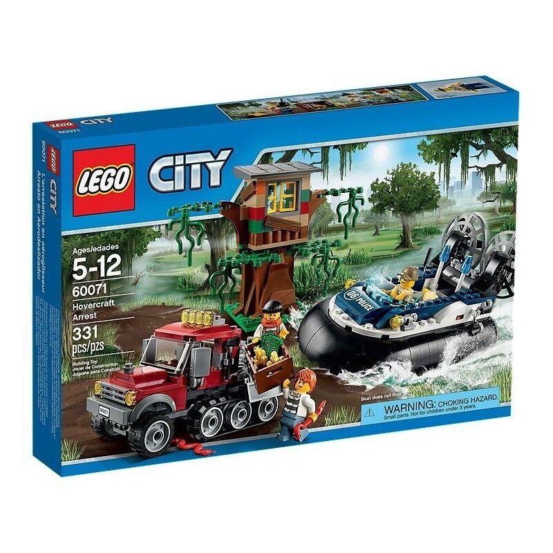 Lego 60071 - Arresto en Aerodeslizador - NUEVO