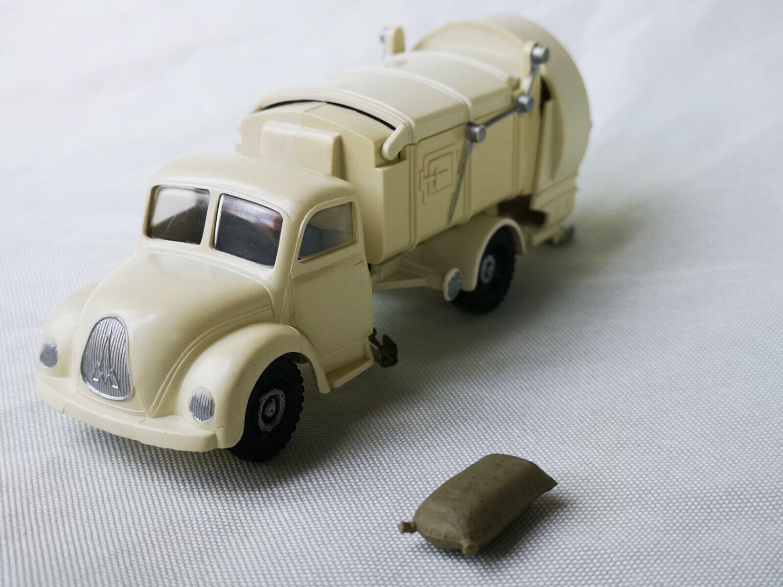 Siku Plastik V126 Magirus M 65533;sdrog 65533;llwagen V Serie