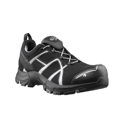 Haix® BLACK EAGLE Safety 41 low//black-silver 610003 UK 3.0-15.0 EU 35-51