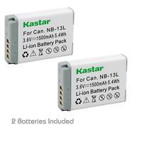Nb-13l Battery For Canon Powershot Sx620 Hs, Sx720 Hs, G5 X, G7 X, G7 X Mark Ii