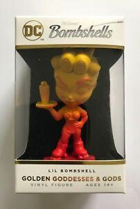 Dc Comics Bombshells 2, Lil Bomshells Figure de Vinyle 1/1 Artiste Peint à la Main