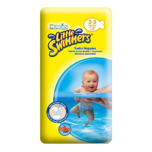3-8 kg Huggies Little Swimmers Schwimmwindeln Größe 2-3