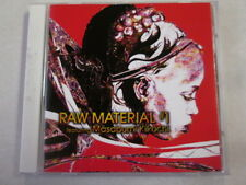 RAW MATERIAL #1 FEATURING MASABUMI KIKUCHI USED JAPAN IMPORT CD HOUSE ACID JAZZ