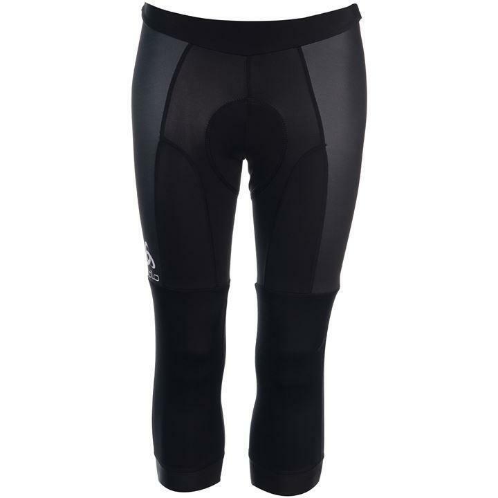 Odlo PadCyc Capri Ld83 Ladies Cycling Shorts UK XXL