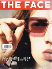 THE FACE 04/2000 RICHARD ASHCROFT Christian Bale HANNELORE KNUTS Britany Murphy