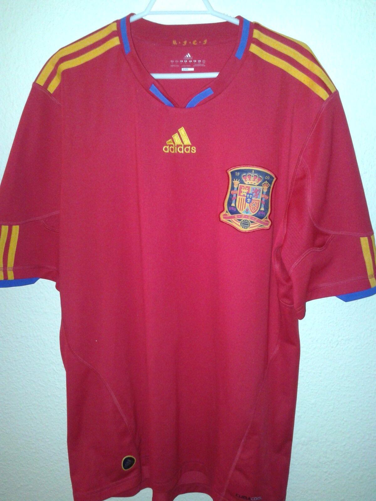 Camiseta Selección Española 2010. Adidas Spain 2010 2010 2010 | Tatto Comodo  | Una Buona Reputazione Nel Mondo  | Di Prima Qualità  cf86c1