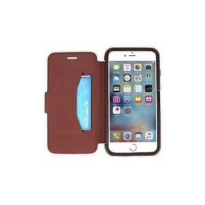 best website 74270 8e75c Details about OtterBox STRADA SERIES Leather Wallet Case for iPhone 6  Plus/6S Plus