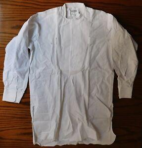Appris Empesé Robe Chemise Taille 15 Apedaile Bros Horsham Vintage 1920 S 1930 S Tunique-afficher Le Titre D'origine Nous Avons Gagné Les éLoges Des Clients