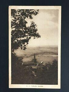 Postcard-Antique-1920-Saar-Tholey
