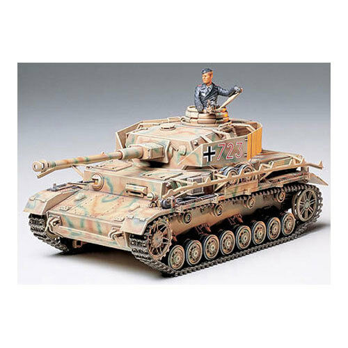 TAMIYA 35181 Pz.IV Ausf.J (Sd.Kfz. 161 2) Tank 1 35 Military Model Kit