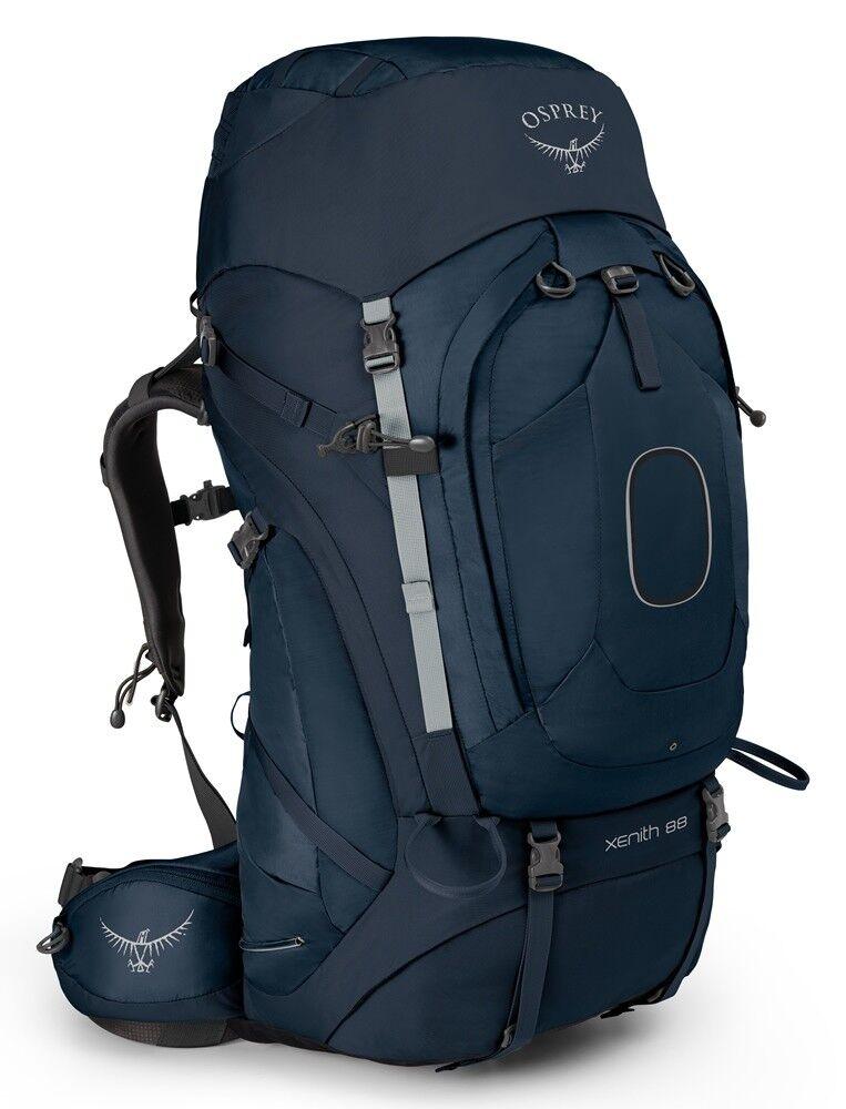 56caabd02e Osprey Xenith a piedi Trekking Zaino (400206) escursioni 88 ...