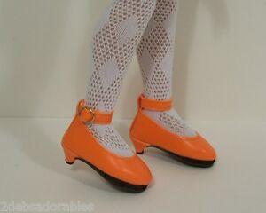 "LT BLUE Mini Heels Doll Shoes For 14/"" Kish Chrysalis Lark Raven Piper Debs"