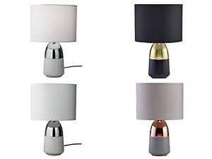 Charming Image Is Loading Modern Duno Touch Table Lamp Ornament Bedside Lounge