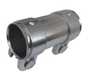 Tubo-De-Escape-Conector-61-mm-a-65-mm-x-125-mm-manga-tubo-abrazadera-Vag-Vw-Audi-Skoda