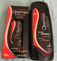 Grisi Organogal Shampoo & Treatment Cream No More Grey Reduce Las Canas