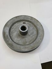 Vintage Congress 4 Inch Drive Pulley 12 Inch V Belt 12 Bore