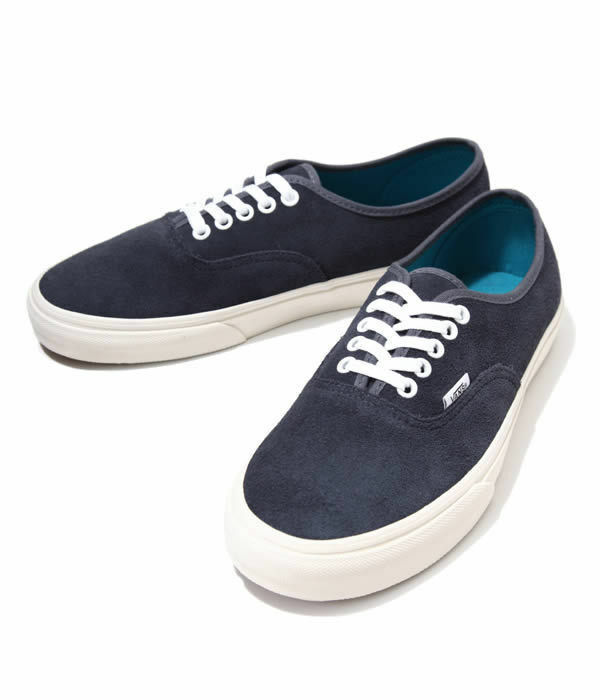 Vans Schuhes Authentic  Vintage Suede Ombre US  Authentic Herren NEW Skate FREE POST NAVY Blau 48eb0b
