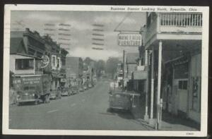 Image Is Loading Postcard Byesville Ohio Oh Wayne E Redd Furniture