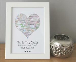 Personalised-Love-Heart-Map-Wedding-Gift-Couples-Memory-Keepsake-Say-I-do-Christ