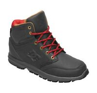 Dc - Ranger Se Mens Hi Top Boots (new) Hiking Trail Shoes Unilite Black : Size 8