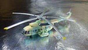 * Herpa 555623 Poland Army Aviation 37th Air Squadron Mil Mi-8T 1:200 - Wroclaw, Polska - Zwroty są przyjmowane - Wroclaw, Polska