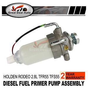 Fuel-Pump-Assembly-Diesel-Primer-For-Holden-Rodeo-TFR55-TFS55-4JB1-T-2-8L-90-02