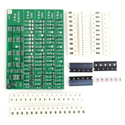 DIY Kit SMD Component Electronic Welding Practice Test Competition DIY Suites
