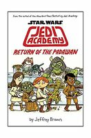 Star Wars: Jedi Academy Return Of The Padawan (book 2) Free Shipping