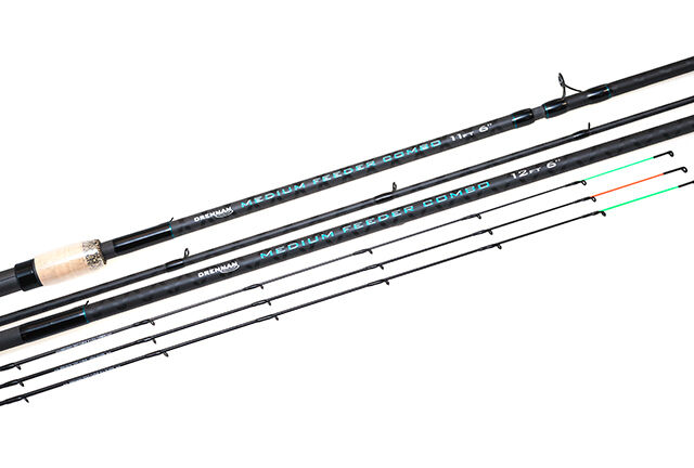 Drennan Ultralight Medium Feeder Combo 11ft 6in - 12ft 6in Brand New