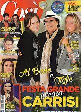 Così 2016 26#Al Bano,Bianca Balti,Laura Pausini,Marco Bocci & Laura Chiatti,jjj