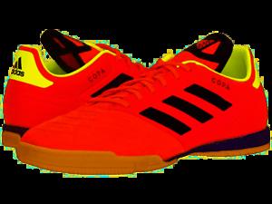 Adidas Multicolor indoor soccer shoes sz 10.5 men