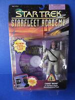 Star Trek Starfleet Academy Cadet Worf In Starfleet Academy Reconnaissance Suit