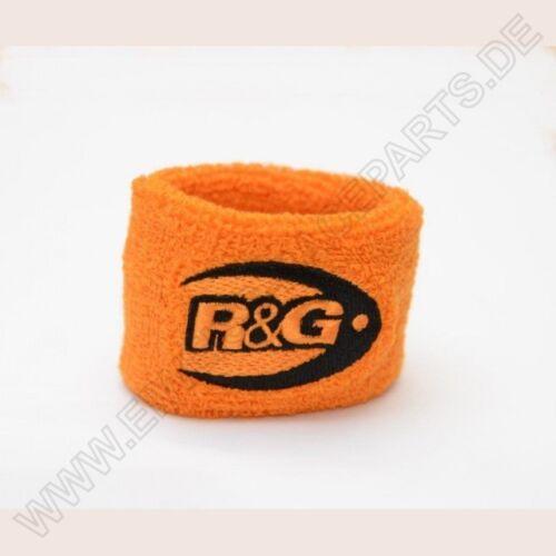 R /& G FRIZIONE//bremsbehälter protezione//saldatura nastro arancione Serbatoio Protector