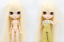 Blythe Doll 30cm Joint Body 1//6 BJD Changing Eye Color Blonde Hair White