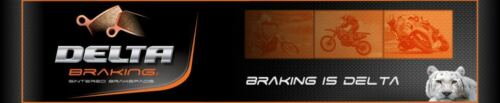 Yamaha YZ450F 2005 2006 2007 2008 2009 Rear Brake Pads Sintered