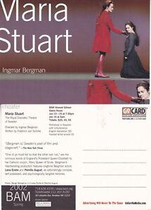 MARIA-STUART-A-PLAY-DIRECTED-BY-INGMAR-BERGMAN-ADVERTISING-COLOUR-POSTCARD-a