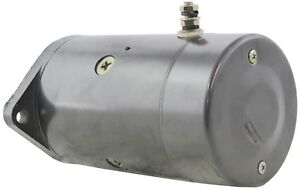 New 12 Volt Pump Motor For Hale Fire Equipment 101-1580-00-0 200-0042-00-0B