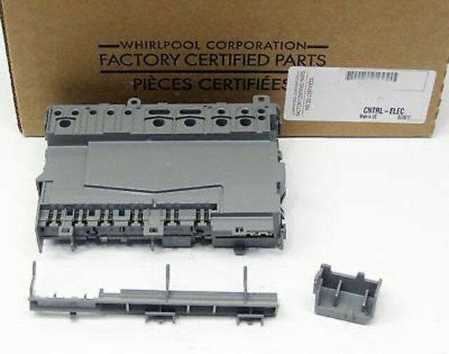 NEW ORIGINAL Whirlpool Dishwasher Main Control Board - W10817264 or W10804132