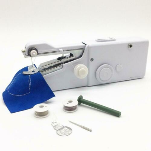 Portable Smart Mini Electric Tailor Stitch Hand-held Sewing Machine Hom C5A2