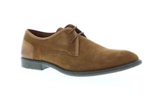 Robert Wayne TF Giona chaussures habillées pour hommes en suede marron