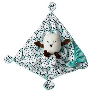 Mary Meyer Soothie Security Blanket, 10 X 10 inches, Sweet Marshmallow